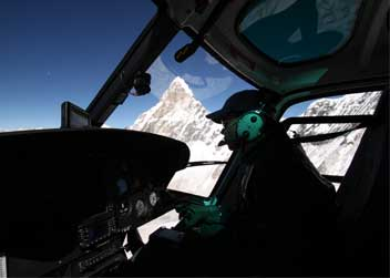 Heli Tour to Ghandruk