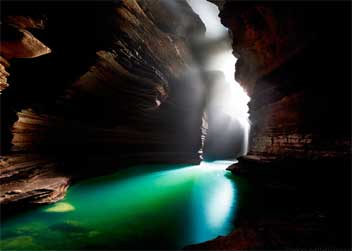 Gupteshower-cave-in-pokhara-sightseeing