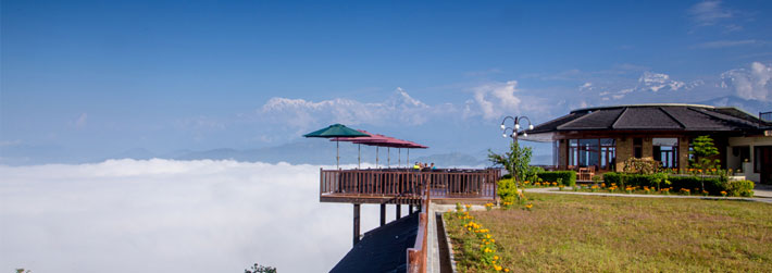 Rupakot Resort Luxury Resort Nepal