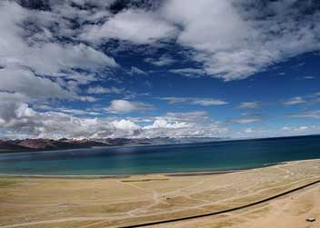 Lake-in-tibet-lhasa-tour