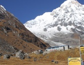 Annapurna Base Camp Trekking and Cultural Tour in Kathmandu