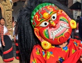 The Festival of Cow and Satire Gai Jatra